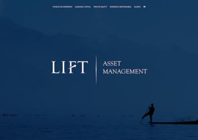 Nueva web LIFT Investment Advisors